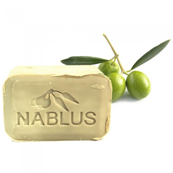 ナーブルスソープのオリーブオイル石けん