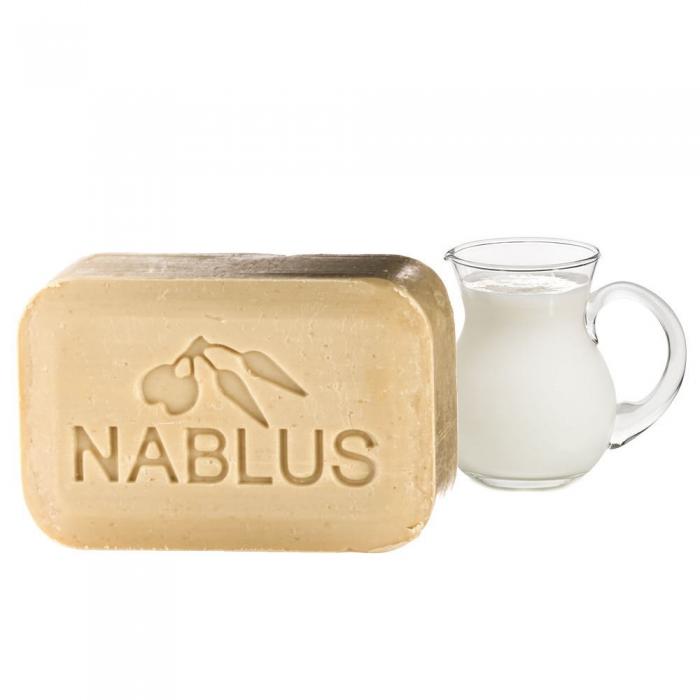 ナーブルスソープの山羊ミルク石けん