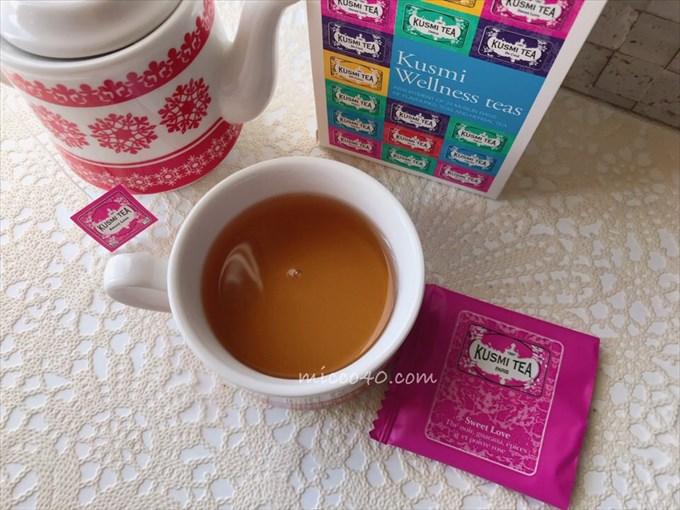 フランス皇室御用達の紅茶クスミティー