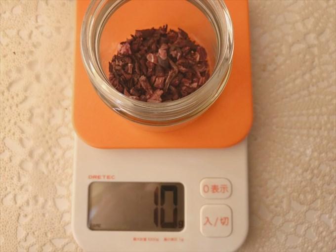 紫根インフィーズドオイルの作り方