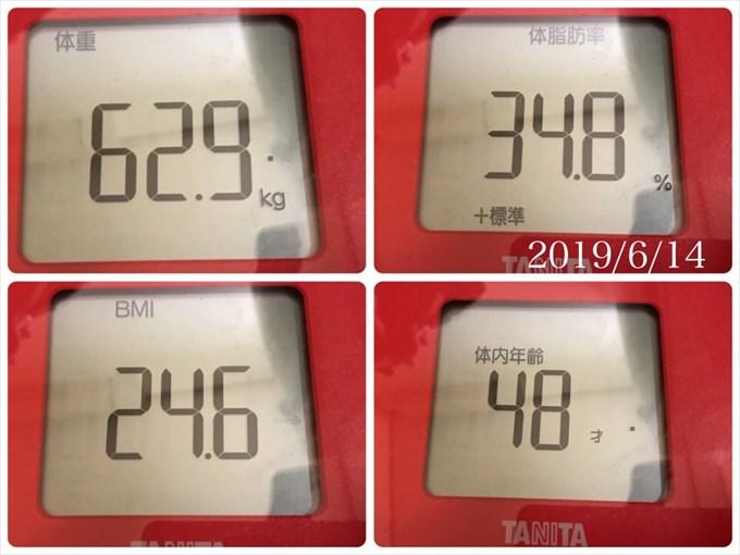 0614体重