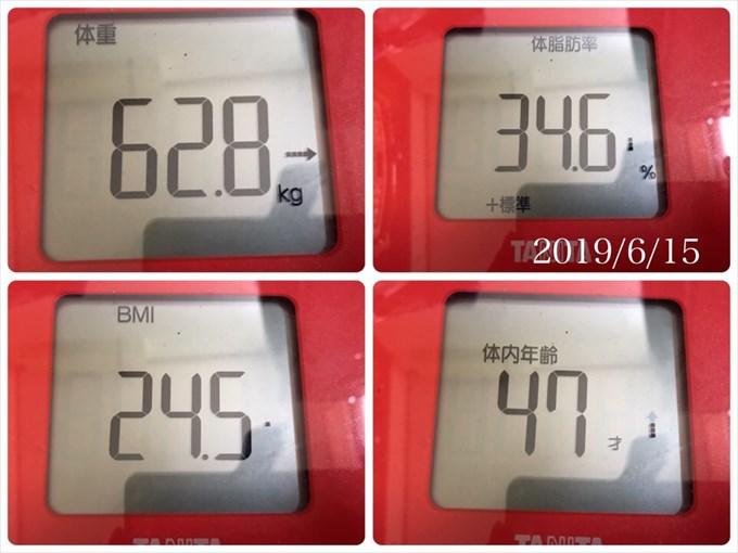 0615体重